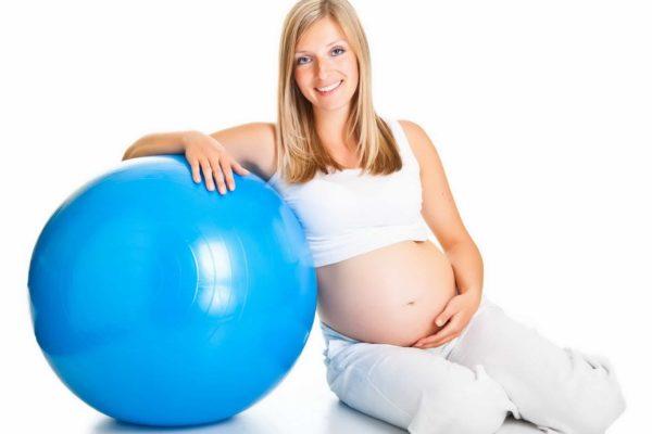 Зарядка для беременных
